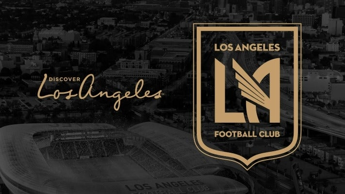 The New Los Angeles Football Club Unveils Its Logo Crest